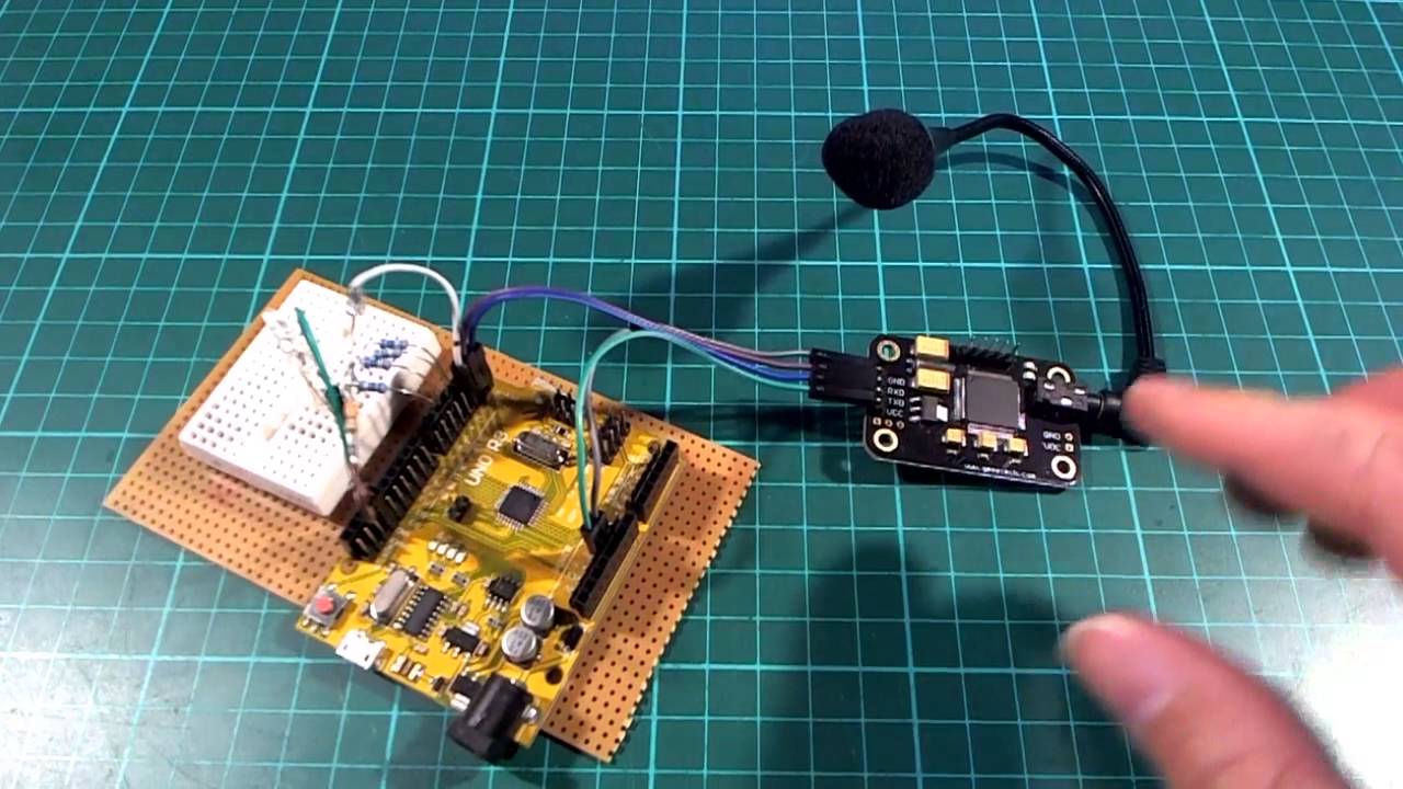 Voice Recognition Circuit