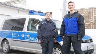 PUR+-Moderator Eric wird von Polizeihund angegriffen! | ZDFtivi