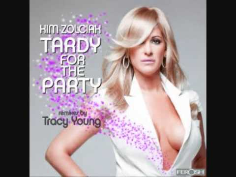 """Kim Zolciak """"Tardy For The Party""""  Tracy Young Remix"""