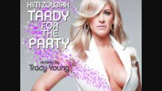 "Kim Zolciak ""Tardy For The Party""  Tracy Young Remix"