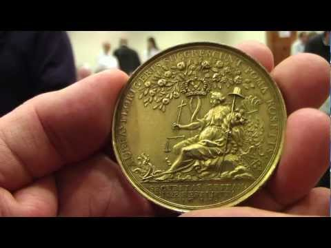 CoinWeek: Cool Coins! London Coin Fair 2012