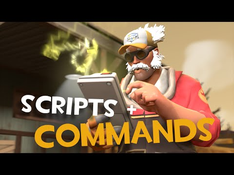 TF2: Basic Console Commands And Scripts!