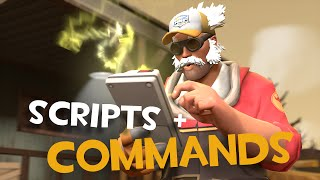 TF2: Basic Console Commands and Scripts!(Show others that you know what the heck you're doing. Click here to get transparent viewmodels! https://www.youtube.com/watch?v=rsWPW817xWY Or the ..., 2015-03-06T22:42:12.000Z)