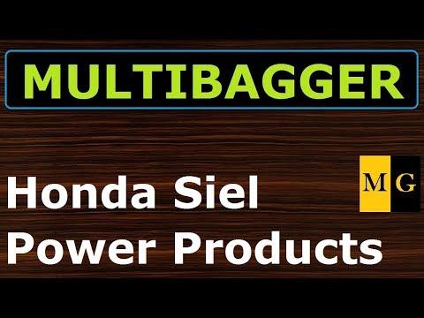 Honda Siel Power Products Ltd  | Hidden Gem Series by Markets Guruji