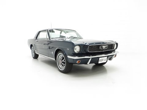 An American Icon 1966 Ford Mustang 289CID V8 Coupe in Gorgeous Condition - £21,995