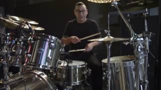 Gil Sharone Video Lesson: Reggae Hi-Hat Variation
