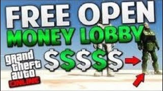 Free open money lobby