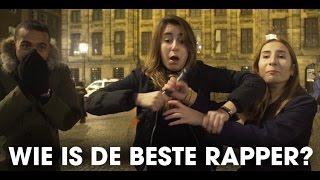 Wie is de beste rapper van Nederland? #DeStraatDraaitDoor