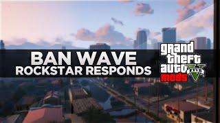 GTA 5 Online Ban Wave!! Rockstar Responds to PC Modding! (GTA 5 PC)