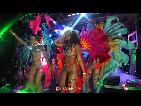 Miami carnival 2018 Generation X kes on the beach part 1 [miami carnival ps 2018]