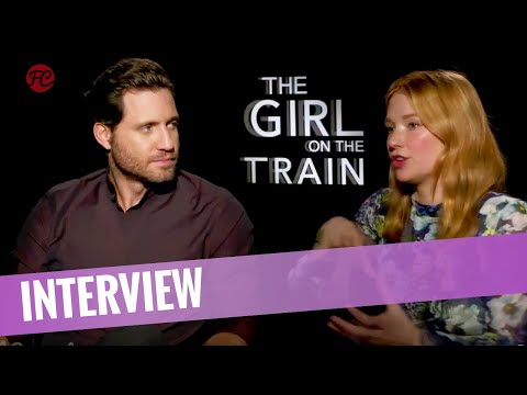 GIRL ON THE TRAIN | Interview mit Edgar Ramirez & Haley Bennett