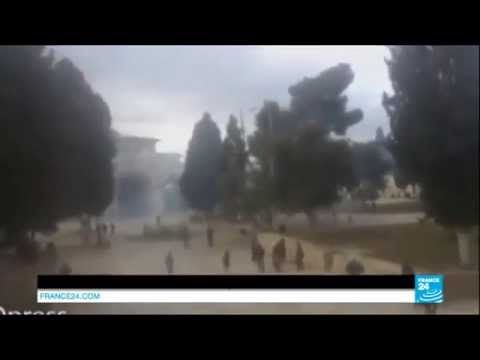 Car Attack In East-Jerusalem - Graphic Content