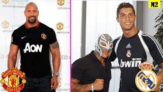 Gambar cover WWE Superstars & Their Favourite Football Club [HD]