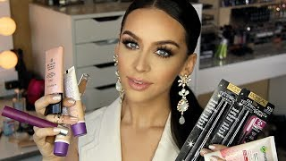 THUMBS UP if you want to see this full face DRUG STORE Makeup Look!...