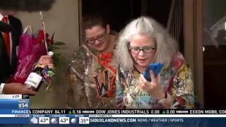 KMEG14 News of PCH SuperPrize Winner Jane Bjork