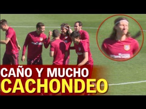 El menos técnico le hace este caño a Filipe y es la mofa total | Diario AS