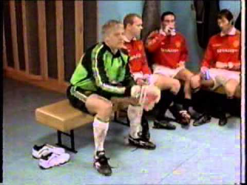 Pepsi Commercial – Manchester United, Peter Schmeichel