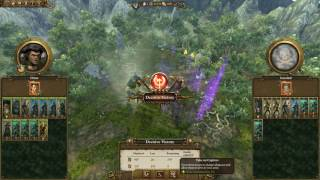 Total War: Warhammer - Wood Elves - First 25 turn Guide