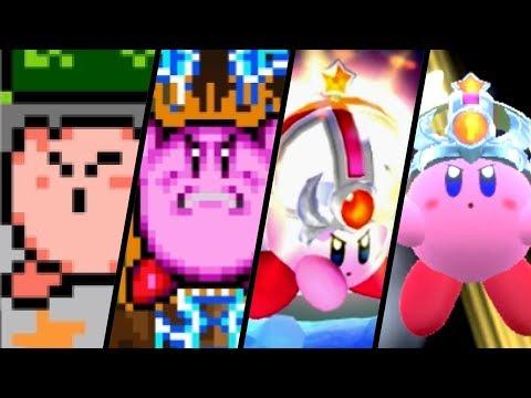 Evolution of Crash Kirby (1993 - 2018)