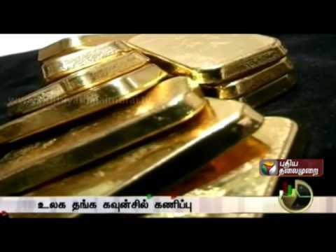 India set to beat China in gold demand: WGC