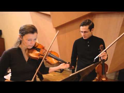 Stanislav Pronin: Sonata for 2 Violins (2015)
