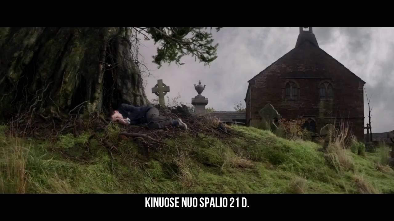 SEPTYNIOS MINUTĖS PO VIDURNAKČIO - jaudinanti drama kinuose nuo SPALIO 21 dienos