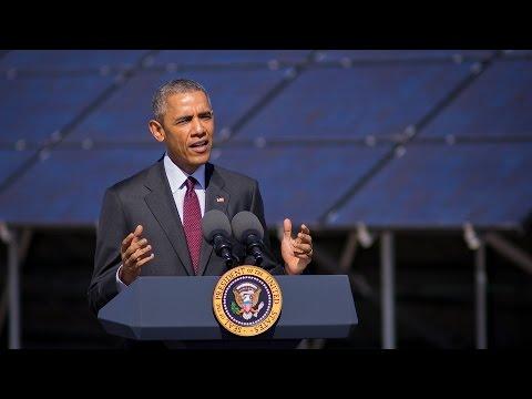 President Obama speaks at Hill Air Force Base - April 3, 2015