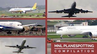 MNL/RPLL Planespotting Compilation | RM Aviation