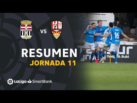 Cartagena Logrones Goals And Highlights