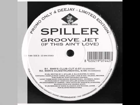 Spiller-Groovejet (original mix)