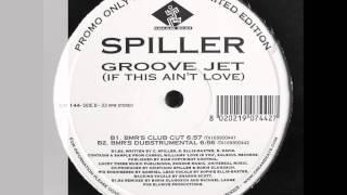 Spiller-Groovejet (original mix)