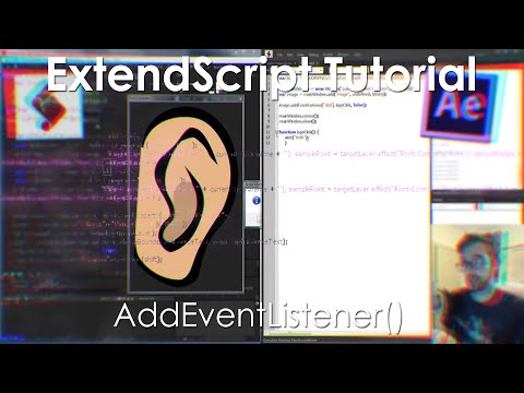 Adobe Scripting Tutorial: AddEventListener()