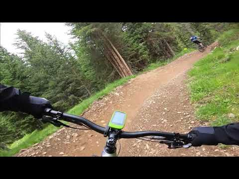 MTB Easy Jump Trail In Gröden