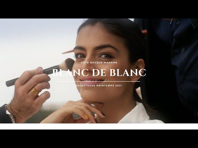 Backstage du Shooting Printemps 2021 à l'Hôtel du Palais - Biarritz