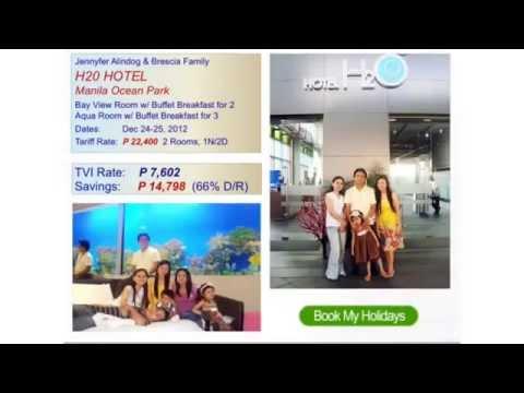 TVI Express Philippines Emerald Team Business Presentation