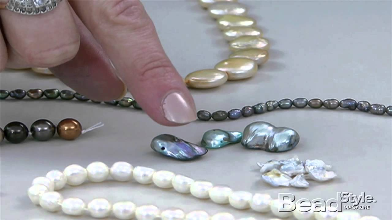 Types Of Pearls Youtube