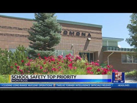 Montrose School District Enhances School Safety