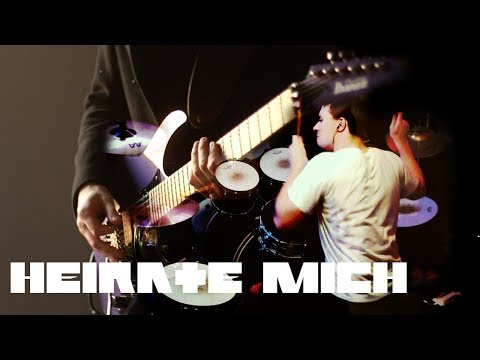 Rammstein - Heirate Mich (Live) Guitar Cover By Robert Uludag/Commander Fordo FEAT. MR. DEAN