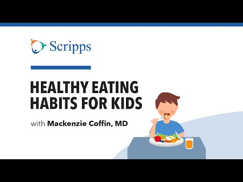 How to Teach Kids Healthy Eating Habits | with Dr. Mackenzie Coffin