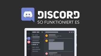 Wie funktioniert Discord? // Das Große Tutorial (Deutsch)