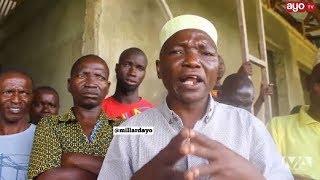 Wananchi waomba Jengo la Zahanati walilojenga kwa Fedha zao Wafugie Mifugo