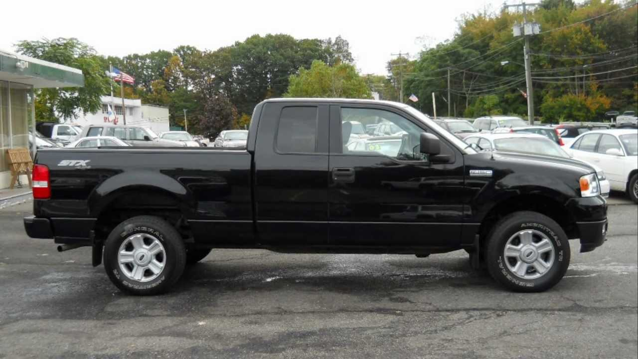 2005 Ford F150 Supercab 4wd Stx 4 6l V8 At Youtube