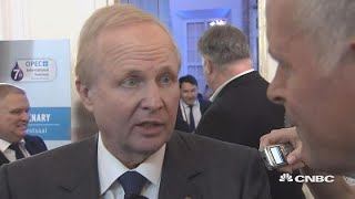 BP CEO: Lot of uncertainty in the world | In The News