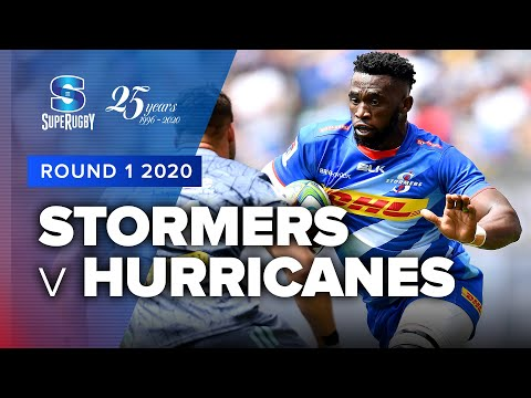 Super Rugby 2020 | Stormers V Hurricanes - Rd 1 Highlights