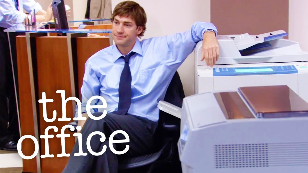 Download The Squeaky Chair  - The Office US