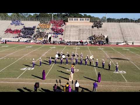 Academy of Richmond County High School Purple Pride Marching Band