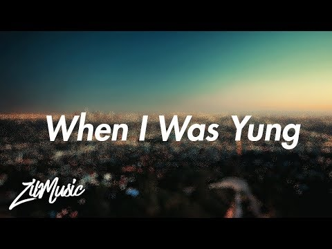Yung Pinch - When I Was Yung (Lyrics/Lyric Video)