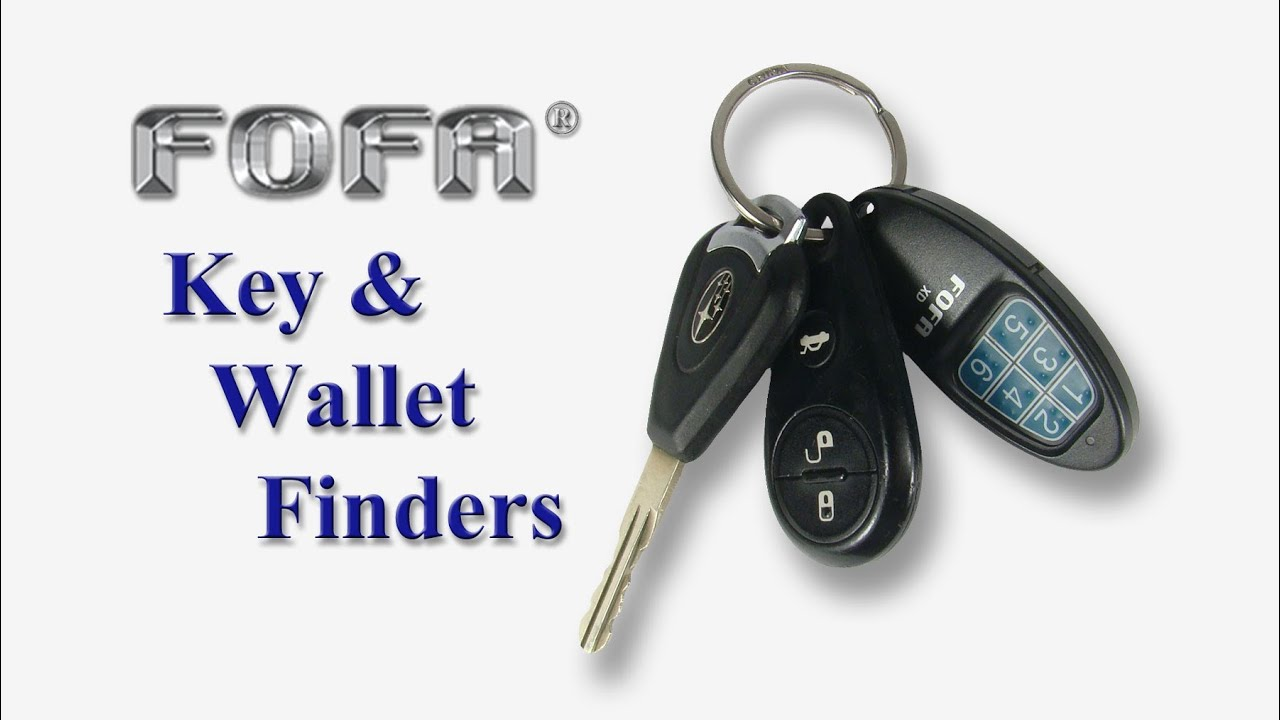 Fofa Find One Find All Key Finder Demo Review Setup