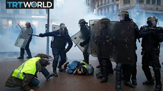 France Protests: Communities unite in anger against Macron