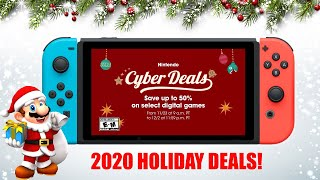 Insane holiday 2020 nintendo switch sales!